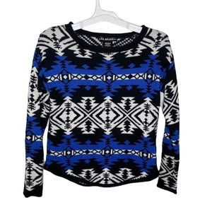 United States Sweaters Aztec print sweater size S